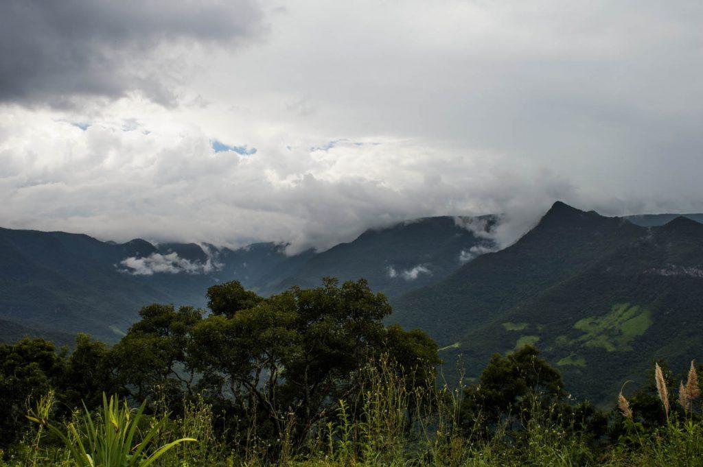 montanha da serra gaúcha